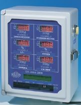 multi channel gas detection control unit 6 channels | TA-2000  mil-ram technology, inc.