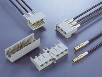 multi coaxial backplane connector 50 Ω, max. 3 GHz | CJ3 series Japan Aviation Electronics Industries