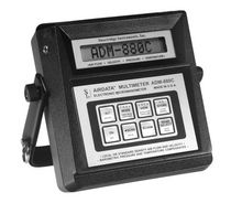 multi-function data-logger: pressure, temperature, flow ADM-880C Shortridge Instruments, Inc