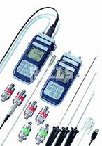 multi-function data-logger: pressure, temperature, flow RS485 | HD2124 Riels Instruments