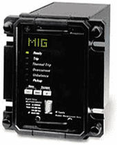 multi-function machine protection relay MIG GE Digital Energy