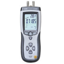 multi-function meter: pressure, air velocity and air flow max. 10 psi,1 - 80 000m/s | DT-8920 CEM Instruments, Inc