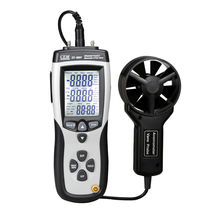 multi-function meter: pressure, air velocity and air flow ±2 psi , 0.4 - 30 m/s | DT-8897 CEM Instruments, Inc