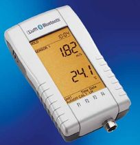 multi-function meter: temperature, air velocity and relative humidity A1-SDI Lufft