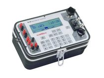 multi-function portable calibrator RS 232, 0.9 - 21 bar | B20 SCANDURA & FEM
