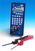 multi-function portable calibrator ± 0.007% | Spec-Cal® Eclipse II Haven Automation Ltd