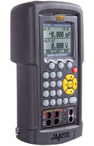 multi-function portable calibrator MC-1210 Martel Electronics