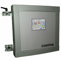 multi-gas analyzer for continuous control of injection 0.0 - 100.0 % O2 | ABISS | COSMOS Anéolia