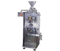 multi-lane V-FFS bagging machine (4-side sealed) max. 100 p/min | MB 150 VPF 2T Wraptech Machines Pvt., Ltd.