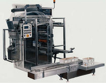 multi-lane V-FFS stickpack bagging machine max. 1 200 p/min | STK series Fres-co System USA, Inc.