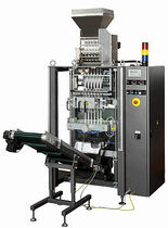 multi-lane V-FFS stickpack bagging machine for powders HBV-4A Masek, Rudolf - packaging and processing machinery