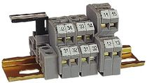 multi level terminal block 20 - 32 A, 2.5 - 4 mm² Elmex Controls Pvt. Ltd.