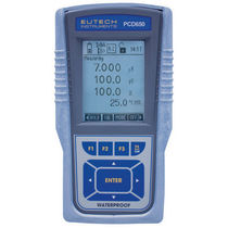 multi-parameter water analyzer CyberScan PCD 650 Eutech Instruments