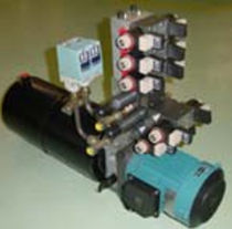 multi-purpose hydraulic power unit  GLUAL HIDRAULICA