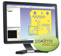 multi-sensor metrology software PC-DMIS Vision/DataPage  Mycrona