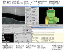 multi-sensor metrology software MeasureMind® Optical Gaging Products
