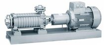 multi-stage high pressure centrifugal pump  max. 600 m3/h, 600m, 64bar | LBU VBU NHP Z series EDUR Pumpenfabrik
