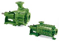 multi-stage high pressure centrifugal pump 36 - 300 m³/h, max. 200 m | SK series Rovatti Pompe