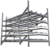 multi-storage shelving  Gruber Systems Inc.