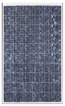 multicrystalline photovoltaic module 120 - 135 W | MP36  Microsol International