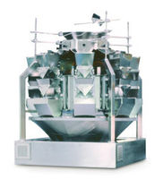multihead weigher for bulk  Comiz Packaging Srl