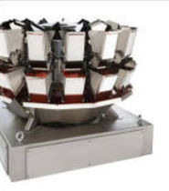 multihead weigher for bulk  Masek, Rudolf - packaging and processing machinery