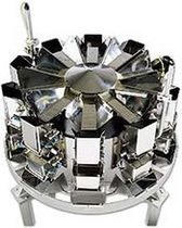 multihead weigher for the food industry max. 60 p/min, 1.88 L Parsons-Eagle