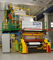 multilayer blown film coextrusion line (3 layers)  Zocchi Giovanni