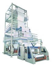 multilayer blown film coextrusion line Polaris series A. Carnevalli & Cia. Ltda.