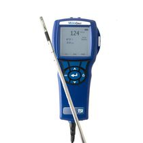multiple probe hand-held anemometer T, V, HR, CO, CO2, m3/H | VELOCICALC&reg; (9565) TSI