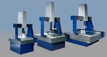 multiple sensor coordinate measuring machine (CMM) for large parts 2000 x 3000 x 1500 | ScopeCheck® MB WERTH MESSTECHNIK