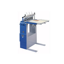 multiple stapling machine for hanging samples max. 180 caps/h | SE Polytex
