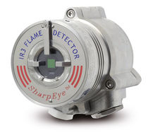 multispectrum IR flame detector for fire safety applications SharpEye 40/40I Spectrex Inc.