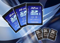 NAND flash memory  Toshiba America Electronics Components