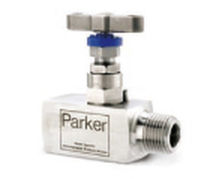 needle valve max. 6 000 psig (414 barg) | HNV series Parker Instrumentation Products Division - Europe