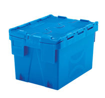 nesting and stacking crate 60 x 40 x 40.0 cm Rehrig Pacific Company
