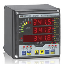 network and power quality analyzer PM174 - IEEE 1159 SATEC