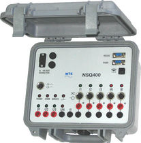network and power quality analyzer max. 500 V, 1000 A | NSQ400   Calmet