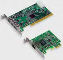 network interface card 10/100/1000 Mbps | Concord series MATROX Imaging