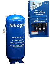 nitrogen gas generator for transport industry 1.125 - 2.25 ft³/min | TireBlast� TN series South-Tek Systems, LLC