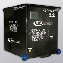 nitrogen gas generator with integrated booster for laser cutting N2-GEN® B series South-Tek Systems, LLC