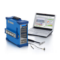noise and vibration analyzer recorder 4 - 16 ch, 100 Mb/s | OR36 OROS