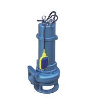 non clogging submersible pump max. 4 kW DeTech Pumps Company Ltd.