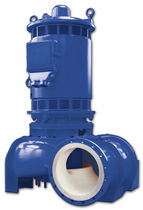 non clogging vertical pump for wastewater 400 - 8 500 m&sup3;/h (1 750 - 37 500 gpm) | STV RUHRPUMPEN