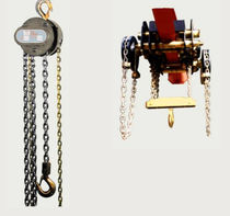 non-sparking manual chain hoist  Bull