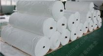 nonwoven filter media roll 1 - 200 µm Guangzhou Longhuilong Filter Co., Ltd