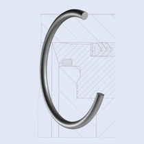O-ring seal -50 ... 100 °C | POR series Hunger