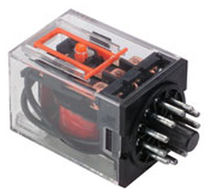 octal mounted electromechanical relay 10 A, max. 480 V | GPRS-P series   c3controls