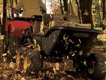 off road utility trailer 1 200 lbs | HD 1200 TA Polar trailer