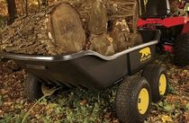 off road utility trailer 1 500 lbs | HD 1500 TA Polar trailer